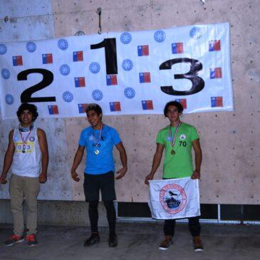 3° Campeonato Nacional de Escalada – 2018