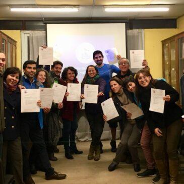 Resumen Taller de Escalada 2018, Grupo REEM
