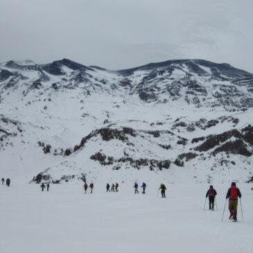 Trekking con Raquetas, Valle de la Engorda.