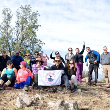 Trekking Cerro Conchali