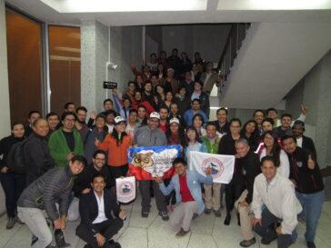 Intercambio Clubes CHILE-ECUADOR, QUITO 2018