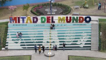 Intercambio CHILE-ECUADOR, VOLCAN PULULAHUA y MITAD DEL MUNDO