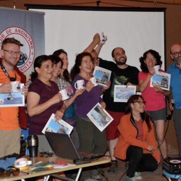 Campamento 9° Aniversario, Sector Quinchos Pialallen.