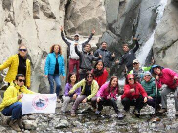 Trekking Abierto Quebrada de Macul