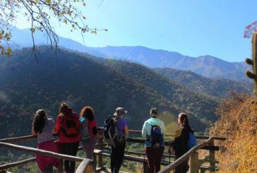 Trekking Abierto Rio Clarillo