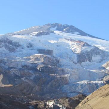 Salida Alta Montaña, Paso de la Nieves Negras.
