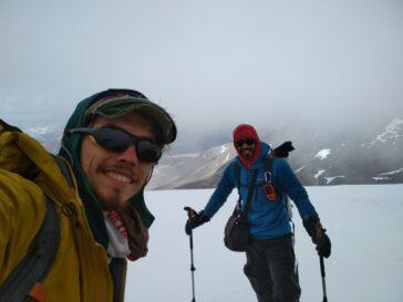 Expedición Parque Nacional Nevados Tres Cruces