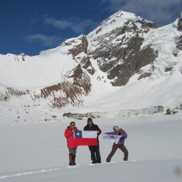 Campamento Glaciar El Morado